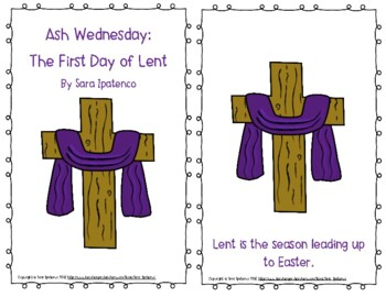 Emergent Easy Reader Book Bundle: Easter Lent Holy Week Theme