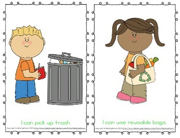 """Emergent Easy Reader: """"Earth Day: How Can I Help the Earth?"""""""