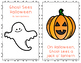 "Emergent Easy Reader Book: ""Ghost Sees Halloween"""