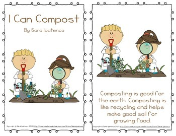 "Emergent Easy Reader: ""I Can Compost"""