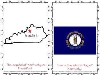"Emergent Easy Reader Book: ""Kentucky"""