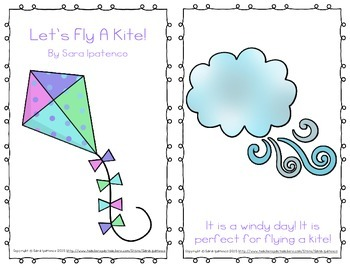 "Emergent Easy Reader: ""Let's Fly a Kite!"""