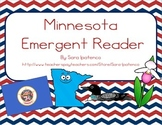 "Emergent Easy Reader Book: ""Minnesota"""