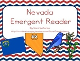 "Emergent Easy Reader Book: ""Nevada"""