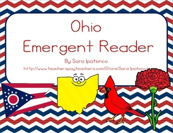 "Emergent Easy Reader Book: ""Ohio"""