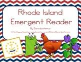 """Emergent Easy Reader Book: """"Rhode Island"""""""
