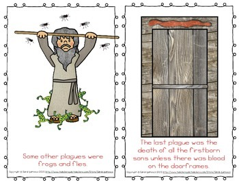 """Emergent Easy Reader Book: """"The Life of Moses"""""""