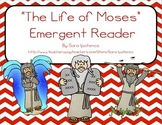 "Emergent Easy Reader Book: ""The Life of Moses"""