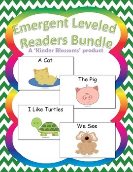 Emergent Leveled Readers