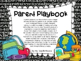 Emergent Literacy Resource for Parents
