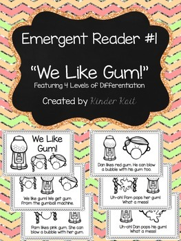 Differentiated Emergent Reader #1