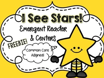 Emergent Reader FREEBIE