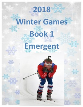 Book 1 (Emergent Reader) - 2018 Winter Games Book