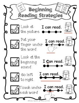 Emergent Reader 1 Page ABC Book