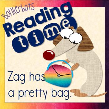 Emergent Reader: AG Word Family