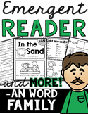 Emergent Reader (-AN Word Family) and MORE!