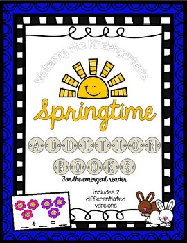 Spring Emergent Reader Addition Books