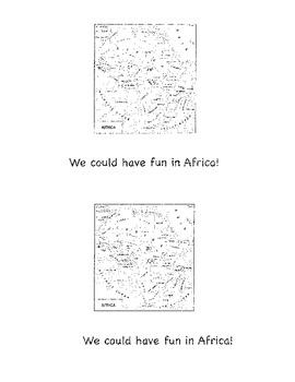 Emergent Reader: Africa