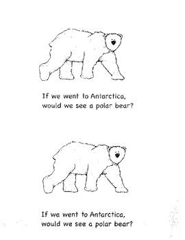 Emergent Reader: Antarctica