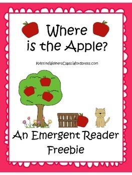 Emergent Reader -- Apples