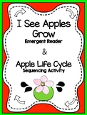 The Apple Cycle {Emergent Reader & Activity}