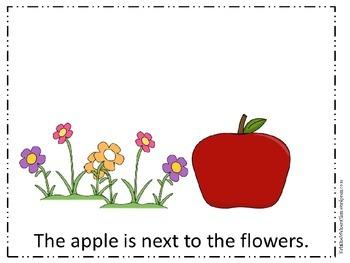 Emergent Reader - Apples - Teacher's Edition