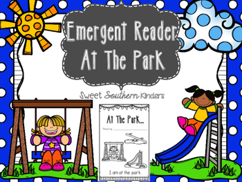 Emergent Reader At The Park