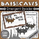 EMERGENT READER - Bats Numbers 0-10