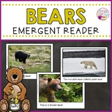 Bears Emergent Reader
