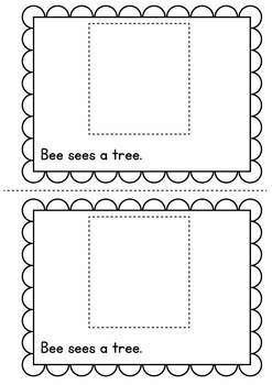 Emergent Reader: Bee Sees a Tree