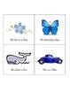 Emergent Reader - Blue Book