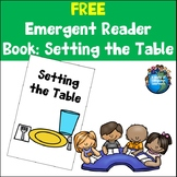Emergent Reader Book Free