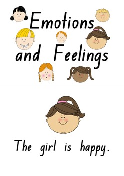 Emergent Reader - Emotions and Feelings