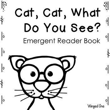 Cat, Cat, What Do You See?