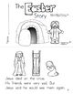 Emergent Reader Book: The Easter Story (religious)