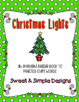 Emergent-Reader Book for Christmas
