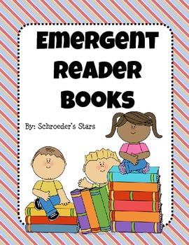 Emergent Reader Books