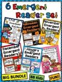 Emergent Reader Bundle/ Fall/ Christmas/ Thanksgiving/ Win