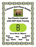 Emergent Reader Bundle + ~ Real Pictures for the Letter B