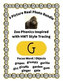 Emergent Reader Bundle + ~ Real Pictures for the Letter G