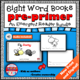 Sight Word Book Set: Pre-Primer