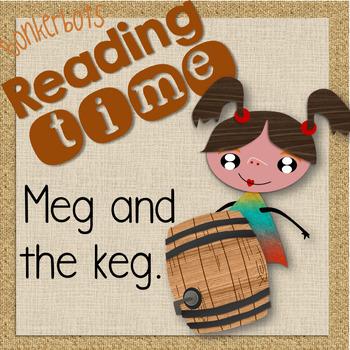 Emergent Reader: EG Word Family