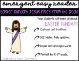 "Emergent Easy Reader: ""Easter Sunday: Jesus Rises From the Dead"""