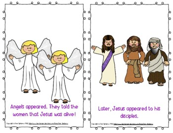 """Emergent Easy Reader: """"Easter Sunday: Jesus Rises From the Dead"""""""