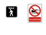 Emergent Reader Environmental Print- Signs