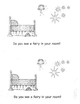 Emergent Reader: Fairies
