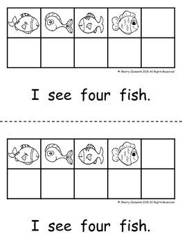 Fish Emergent Reader