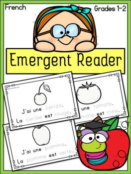 Emergent Reader (Livre de lecture) - J'ai ... {FREEBIE} J'apprends à lire