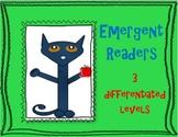 Emergent Reader - Friends at School