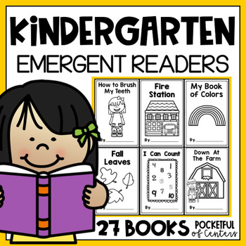Emergent Reader GROWING BUNDLE